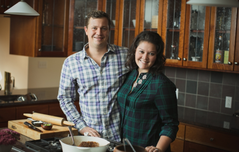 Katie Stiles and Kevin Lasko