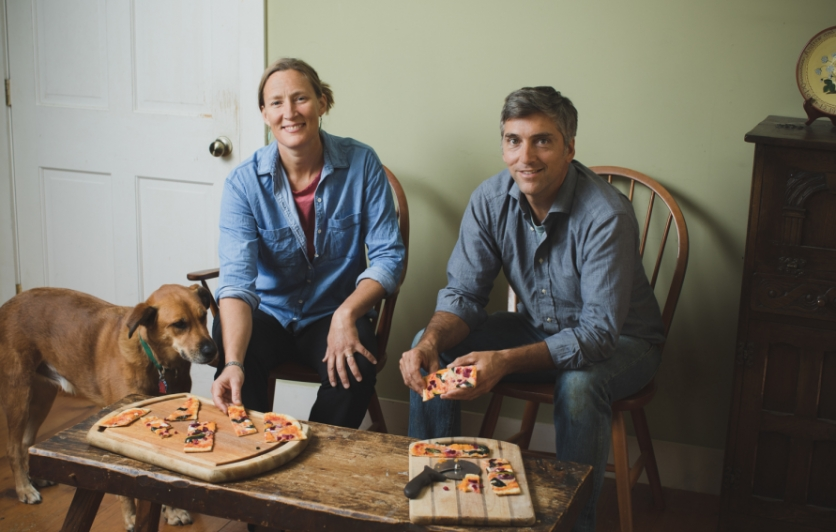 Husband-and-wife team Hannah and Greg transformed an old cow dairy farm in Salisbury, Vermont into a successful, modern farm cranking out some of the best cheese in the country.