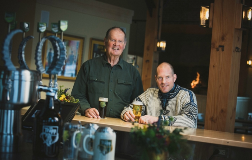 The von Trapp family brings a new joy to the world with their delicious Vermont brewery and delightful Trapp Family Lodge.