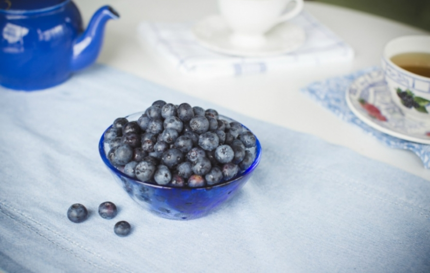 Blueberries are not only a heralded superfood supposed to prevent everything from cancer to Alzheimer's but they are also indigenous to North America.