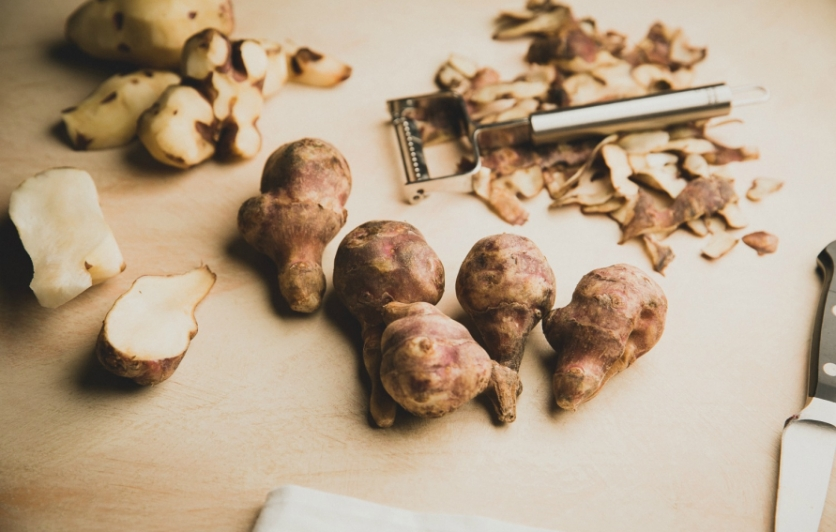 Don't let the name deceive you, Jerusalem artichokes are artichokes in name only.