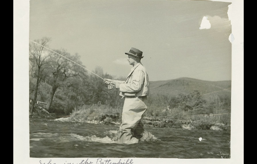 Cast of Thousands: Vermont Fly Fishing