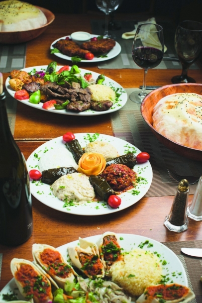 The Istanbul Kebab House, located in Burlington, is run by Vural and Jackie Oktay and Vural's brother, Hasan Oktay.