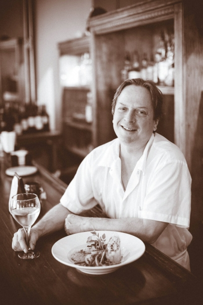Mark French of Silver Fork Restaurant