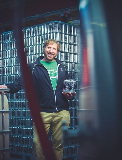 John Kimmich of Alchemist Brewery