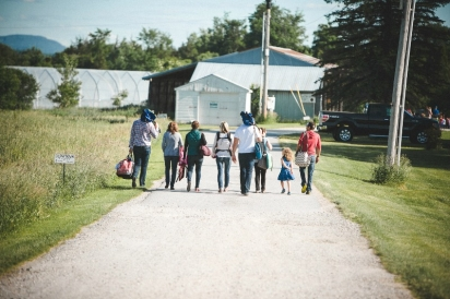 Two words can describe Bread & Butter Farm: sustenance and community.