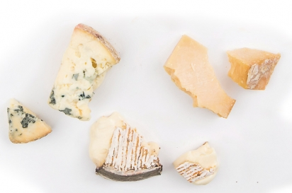 Cabot cloth bound cheddar, Harbison cheese, Bayley Hazen Blue cheese, Jasper Hill Farm