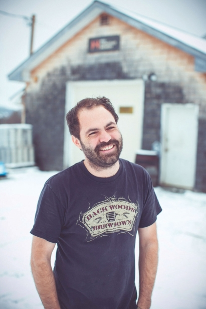 Shaun Hill of Nourish Hill Brewery