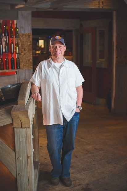Chef Steve Sawyer of Table 24