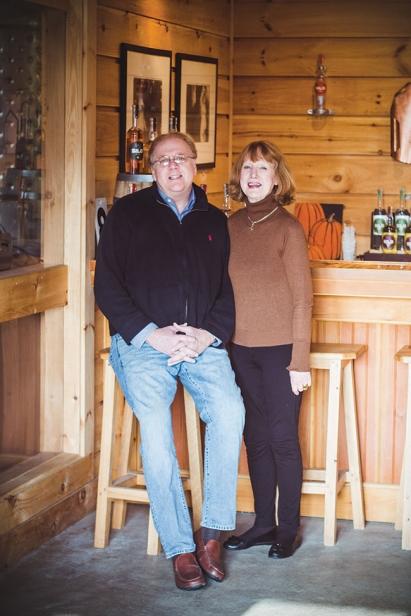 Peter Jillson and Ann Marie Delaney
